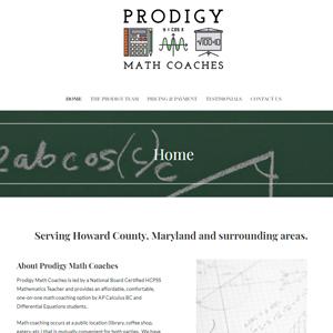Freestyle Designs LLC Prodigy Math Coaches